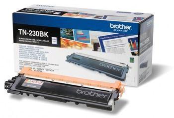 Toner oryginalny Brother TN-230BK