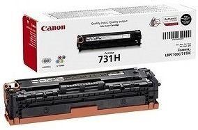Toner oryginalny Canon 731HBK