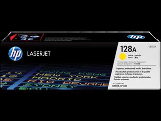 Toner oryginalny HP 128A, CE322A