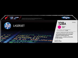 Toner oryginalny HP 128A, CE323A