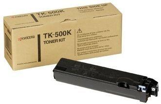Toner oryginalny Kyocera TK-500K
