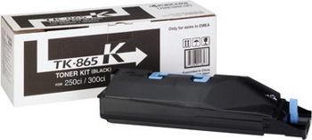 Toner oryginalny Kyocera TK-865K
