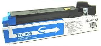 Toner oryginalny Kyocera TK-895C
