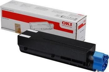 Toner oryginalny Oki 44917602