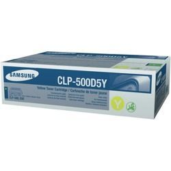 Toner oryginalny Samsung CLP-500D5Y