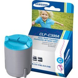 Toner oryginalny Samsung CLP-C300A