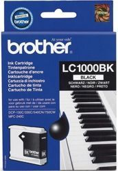 Tusz oryginalny Brother LC1000BK
