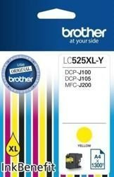 Tusz oryginalny Brother LC525XLY