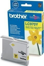 Tusz oryginalny Brother LC970Y
