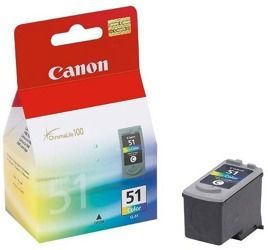 Tusz oryginalny Canon CL-51