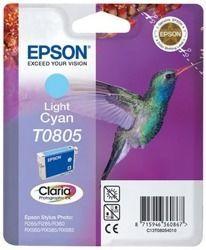 Tusz oryginalny Epson T0805 LC