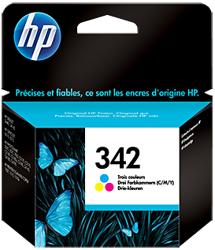 Tusz oryginalny HP 342 CMY (C9361EE)