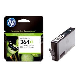 Tusz oryginalny HP 364XL PBK (CB322EE)
