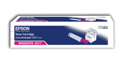 Toner oryginalny Epson C13S050317
