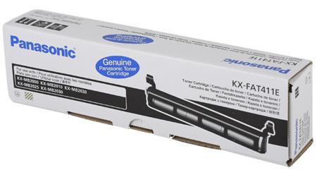 Toner oryginalny Panasonic KX-FAT411