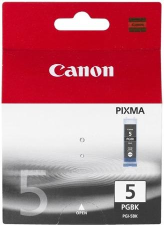 Tusz oryginalny Canon PGI-5BK