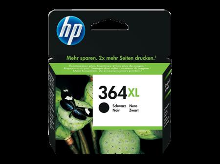 Tusz oryginalny HP 364XL BK (CN684EE)